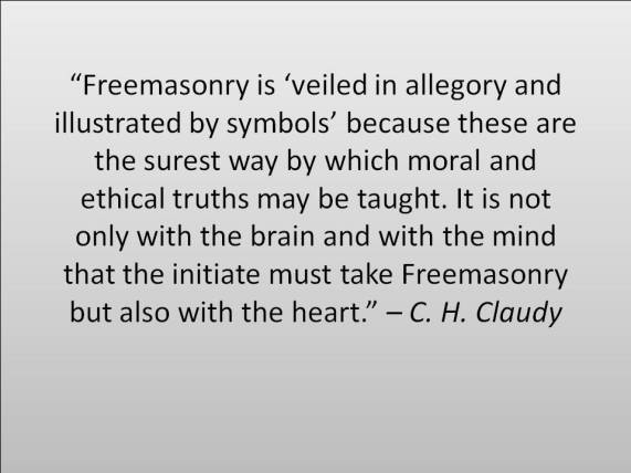Freemasonry Quotes
